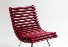 Heater Seat & Chair: upcycled radiator furniture by BorisLab – upcycleDZINE
