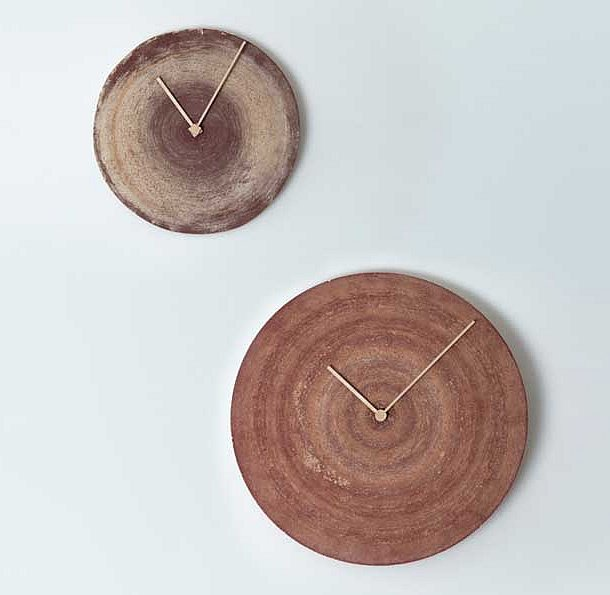 Hands of Time: from sanding disc to clock by qoowl – upcycleDZINE