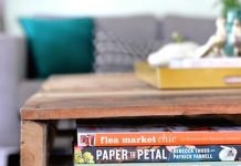 DIY: Pallet Coffee Table by 1001 Pallets – upcycleDZINE