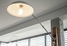 Vintage Carpenter's Plane Lamp by Studio ORYX – upcycleDZINE