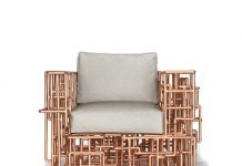 American Pipe Dream Chair: copper piping furniture by BRC Designs – upcycleDZINE