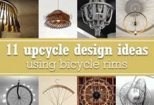 11 upcycle design ideas using bicycle rims – upcycleDZINE