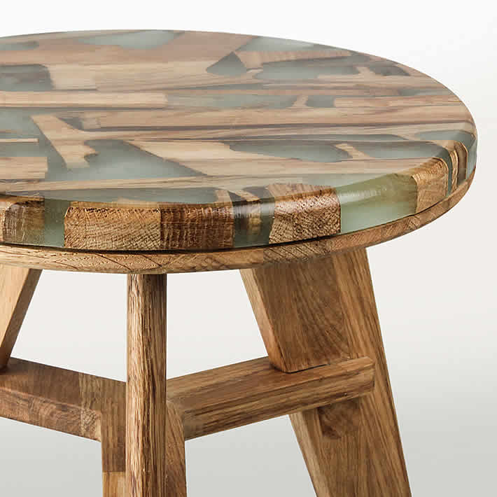 ZERO PER PROJECT: zero wood waste homeware by Hattern – upcycleDZINE