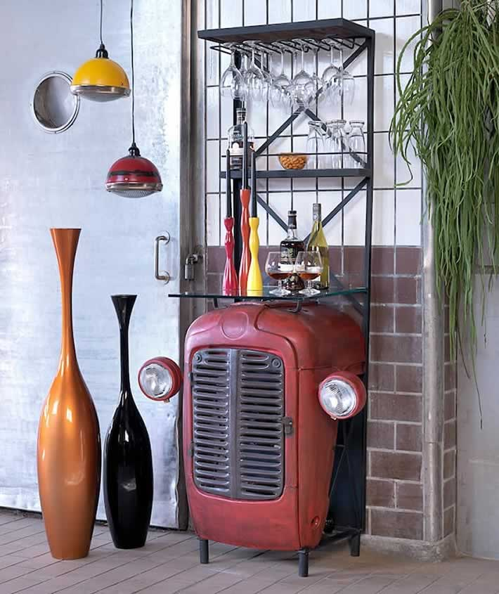 TRACTOR furniture collection by Smithers of Stamford – upcycleDZINE