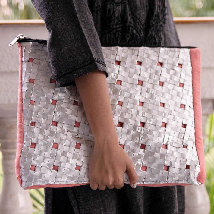 The fashionable beauty of Tetra Pak packaging, TETRACT project Sleeve | upcycleDZINE