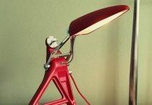 Unique Ferrari California control arms table lamp | upcycleDZINE
